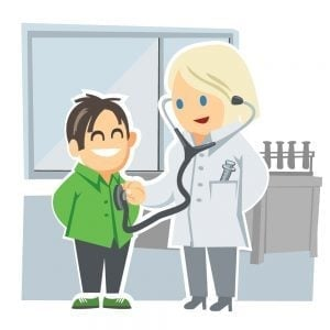 seo wordpress checkup playing doctor and nurse