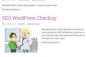 what are wordpress pagination archives best seo settings